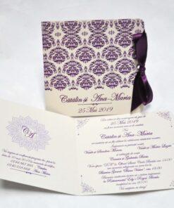 Invitatie Nunta Ana Maria
