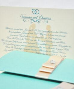 Invitatie Nunta Karoline