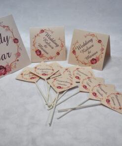 Set nunta Candy