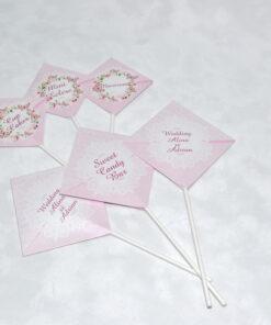 Set nunta Pink