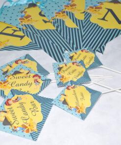 Set botez Candy