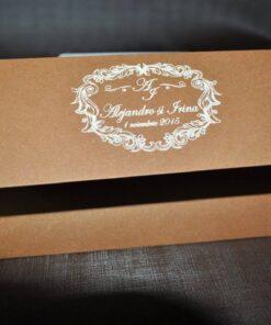 Invitatie Nunta Alejandro
