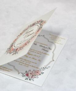 Invitatie Nunta Bianca