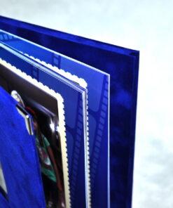 Album Foto Blue