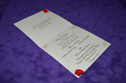 Invitatie Nunta Branch