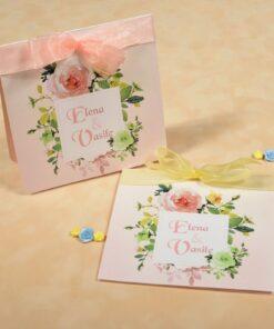 Invitatii Florale cu sensibilitate
