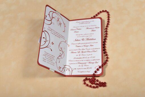 Invitatie Nunta Cadou