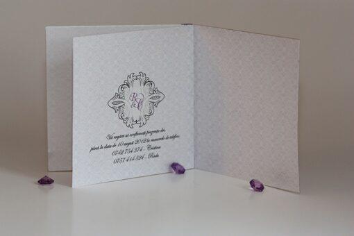 Invitatie Nunta Carte