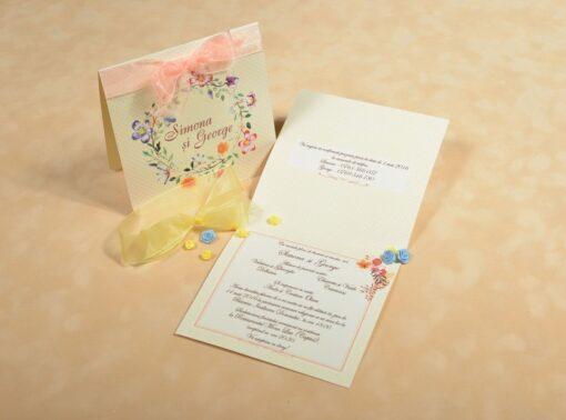Invitatie Nunta Coronita