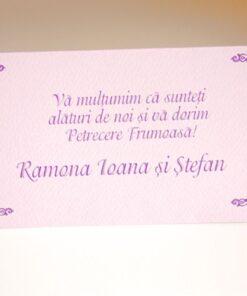 Invitatie Nunta Dana