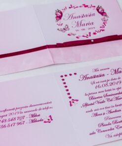 Invitatie-botez-Sweet-pink-butterfly