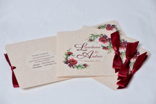 Invitatie nunta Lory Parfume