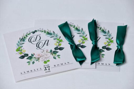 Invitatie nunta Happiness