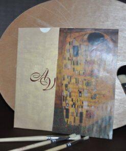 Invitatie Nunta Klimt