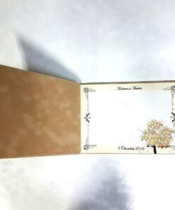 Carte de Oaspeti Leaf