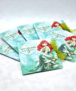 Invitatie Aniversară Sirena