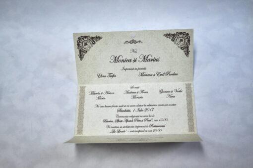 Invitatie Nunta Medieval