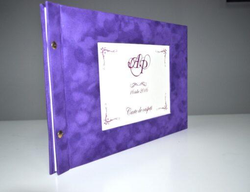 Carte de Oaspeti Violet